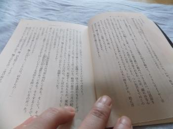 読みかけの本