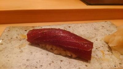 寿司(まぐろ)