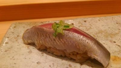 寿司(鰯)