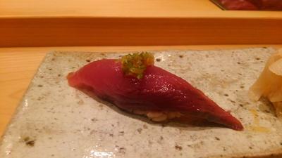 寿司(かつお)