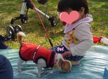 ナータンと赤ちゃん