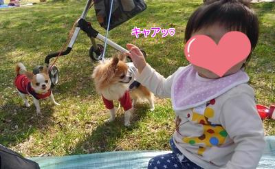 ナータンと赤ちゃん3