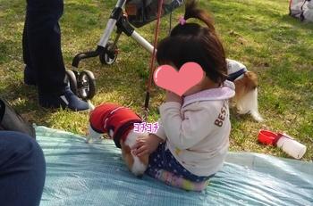 ナータンと赤ちゃん2