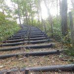 長すぎる階段